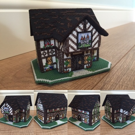 'The Castle Inn' designed by Meg Evershed for the Nutmeg Company