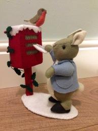 'Post van Pieter' (Mail from Peter Rabbit) design by Atelier het Oog van de Naald