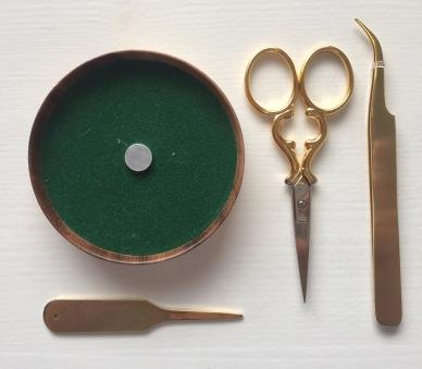 Metalwork items