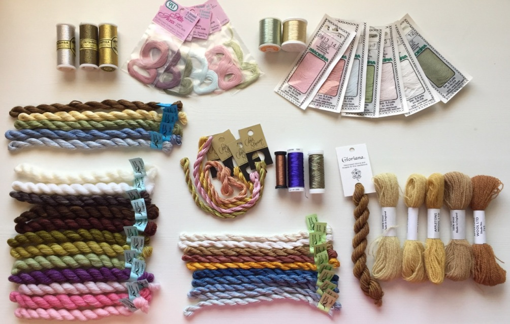 My thread collection