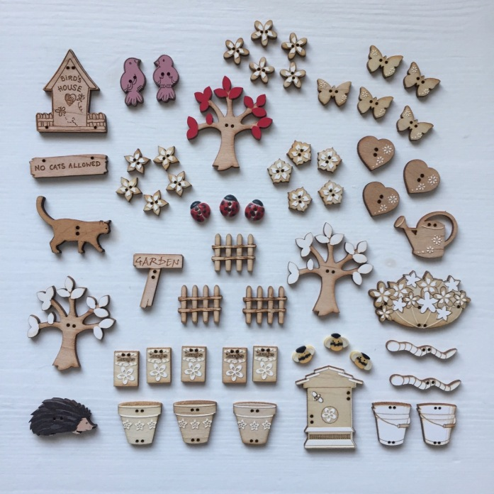 Buttons from 'Funny Button'
