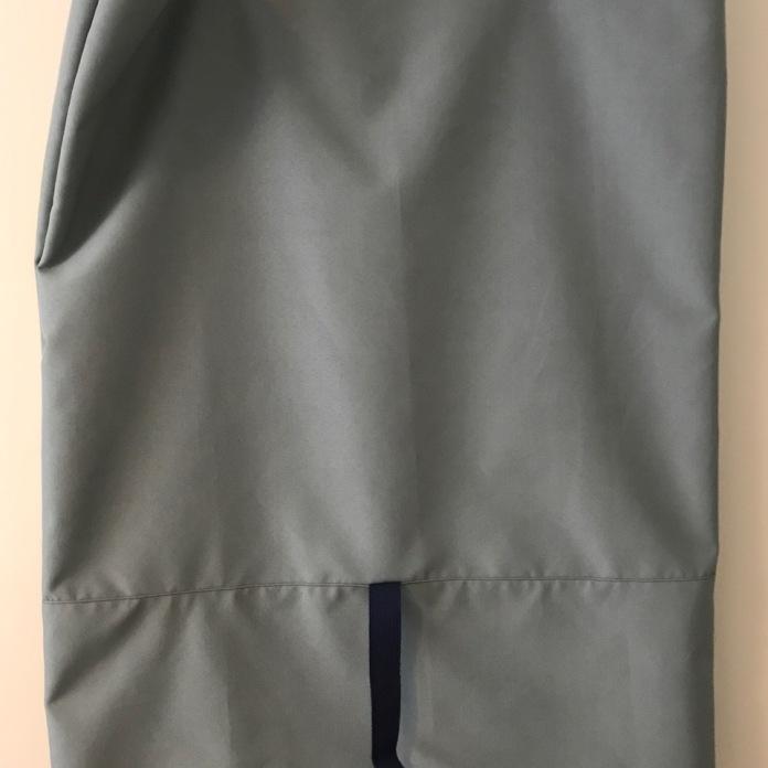 The outside bag