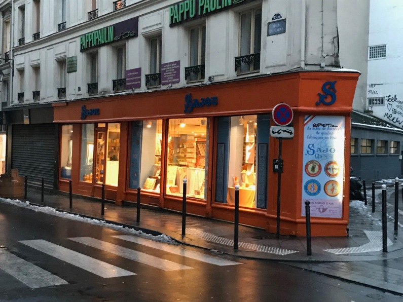 The Sajou Shop
