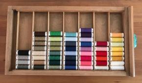 Mettler Seralon sewing threads