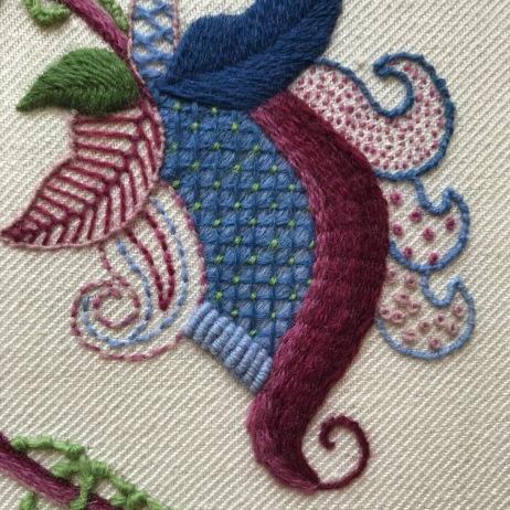 Fluffe threads (raised stem)