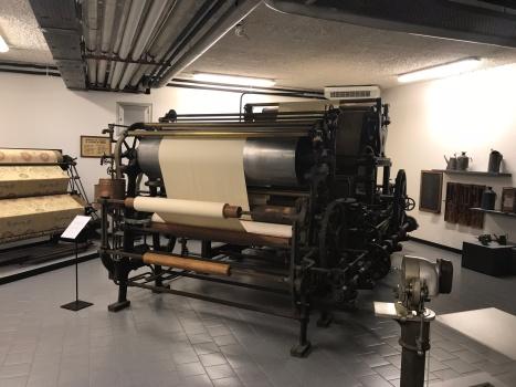 Palmer machine