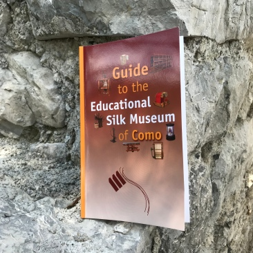 The guide book to the museum