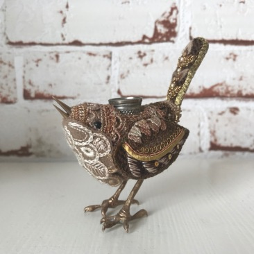 The finished wren